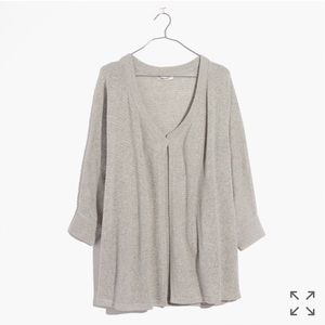 Madewell Seabank Cardigan Sweater - size Small